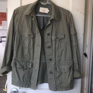 JCrew Chino Jacket